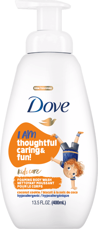 $1.50 for Dove Kids' Care Body Wash (expiring on Tuesday, 08/31/2021). Offer available at Target.