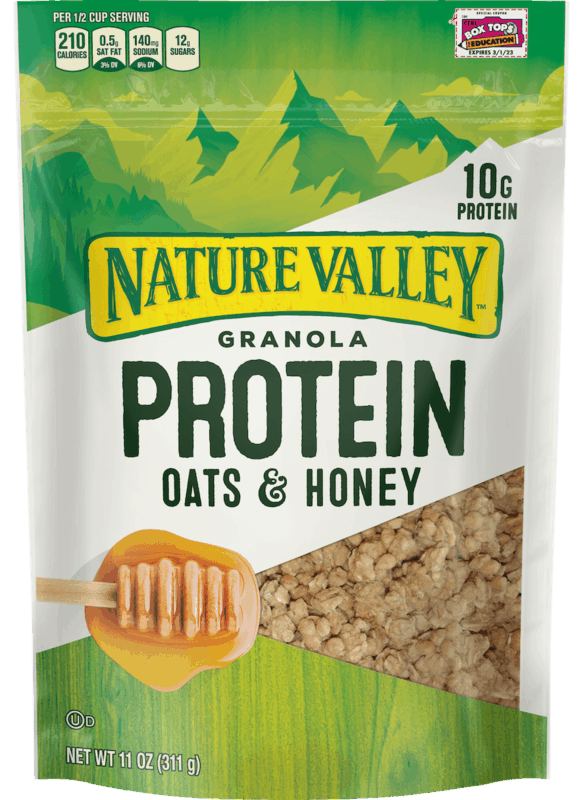 $1.50 for Nature Valley™ Protein Granola. Offer available at Publix.