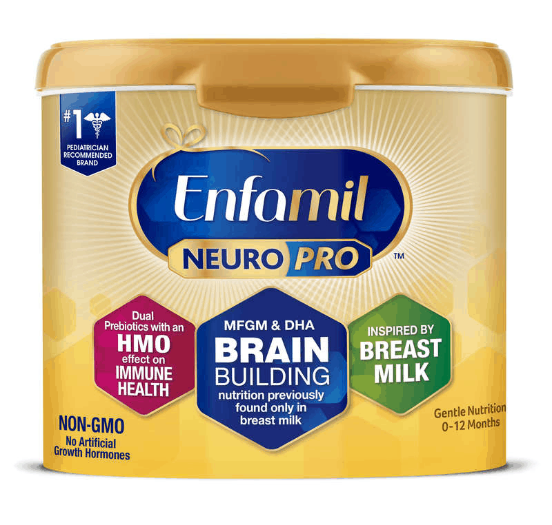 $5.00 for Enfamil NeuroPro™ Tub (expiring on Saturday, 05/01/2021). Offer available at multiple stores.