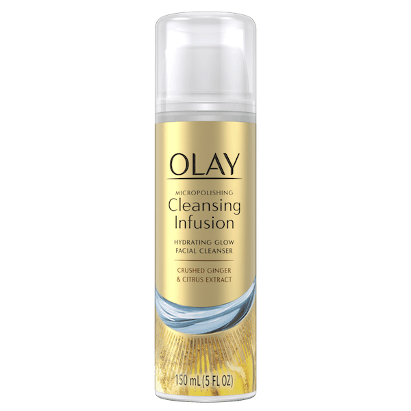 $2.00 for Olay Cleansing Infusion. Offer available at multiple stores.