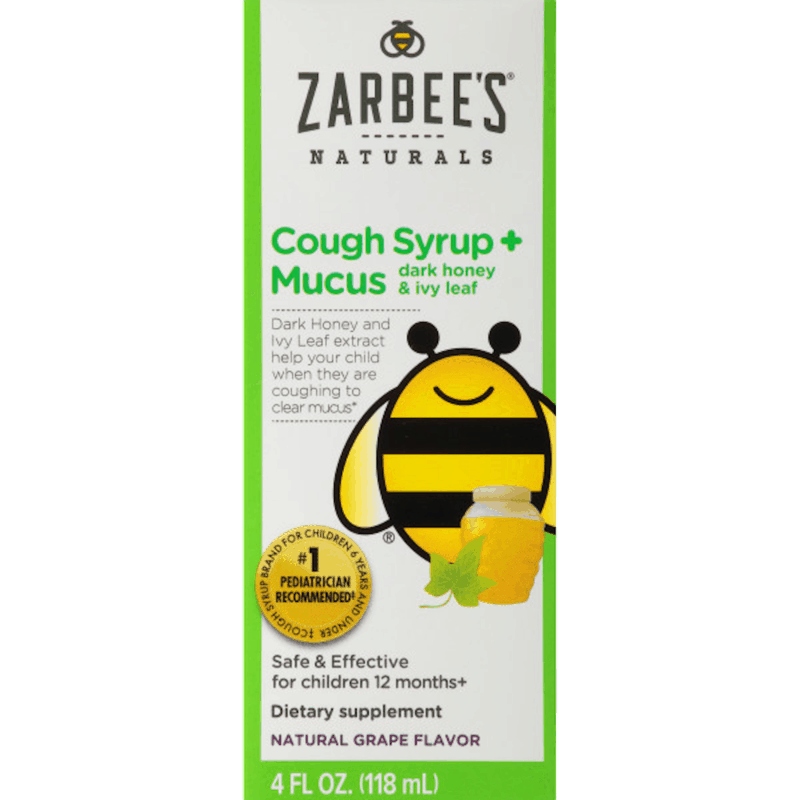 $0.25 for Zarbee's® Children's Cough Syrup (expiring on Tuesday, 03/10/2020). Offer available at multiple stores.