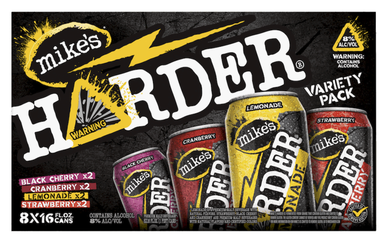 $0.50 for mike's HARDER (expiring on Wednesday, 03/31/2021). Offer available at multiple stores.