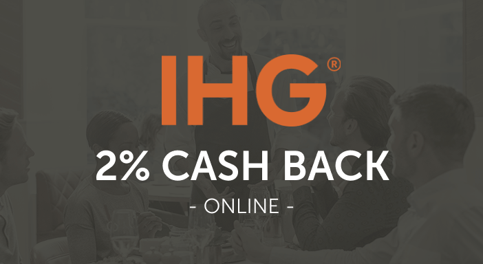 $0.00 for Intercontinental Hotels Group (expiring on Friday, 10/31/2025). Offer available at InterContinental Hotels Group.