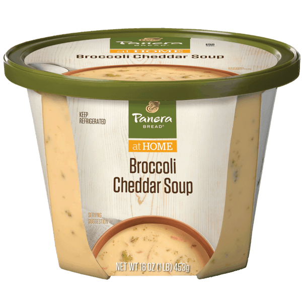 $1.00 for Panera at Home Refrigerated Soup. Offer available at multiple stores.