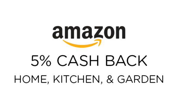 $0.00 for Amazon Home, Kitchen, & Garden (expiring on Tuesday, 01/01/2019). Offer available at Amazon.