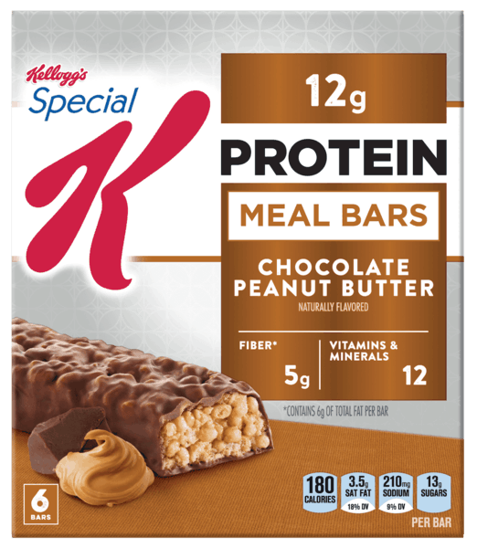 $0.75 for Special K® Snack Bars, Bites & Meal Bars (expiring on Thursday, 03/15/2018). Offer available at multiple stores.