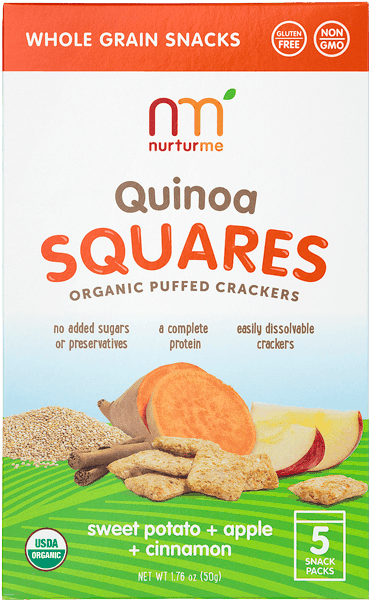$1.25 for NurturMe Quinoa Squares. Offer available at multiple stores.
