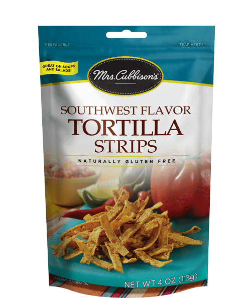 $0.25 for Mrs. Cubbison's® Salad Toppings and Tortilla Strips (expiring on Wednesday, 11/01/2017). Offer available at multiple stores.