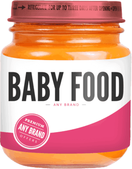 $0.10 for Any Brand Baby Food. Offer available at Walmart, Kroger, Walmart Grocery.