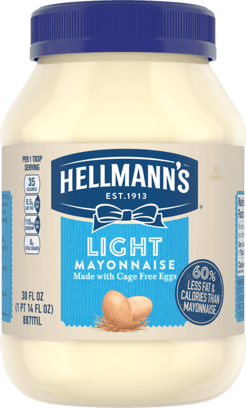 $0.75 for Hellmann's® Light Mayonnaise (expiring on Sunday, 02/09/2020). Offer available at multiple stores.