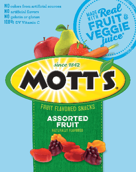 Motts Fruit Snacks
