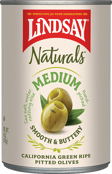 $0.50 for Lindsay® Naturals California Ripe Olives (expiring on Tuesday, 01/01/2019). Offer available at Walmart.