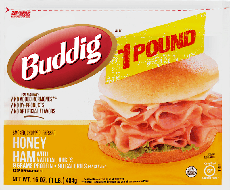$0.75 for Buddig Lunch Meat (expiring on Tuesday, 12/29/2020). Offer available at Walmart, Walmart Grocery.