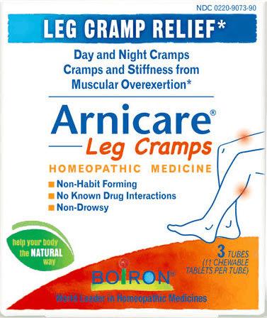 $3.00 for Arnicare® Leg Cramps (expiring on Thursday, 01/02/2020). Offer available at CVS Pharmacy.