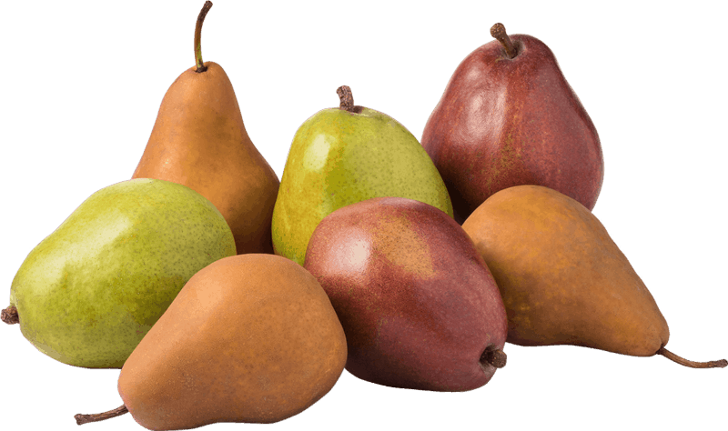$0.50 for Loose or Bulk Green Anjou, Red Anjou and Bosc Pears (expiring on Wednesday, 10/02/2019). Offer available at Meijer.