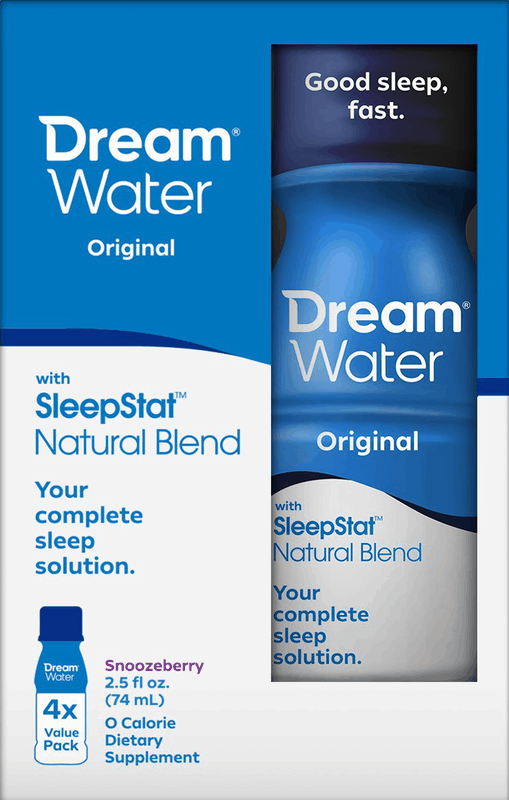 $2.00 for Dream Water Sleep Shot (expiring on Tuesday, 06/30/2020). Offer available at multiple stores.