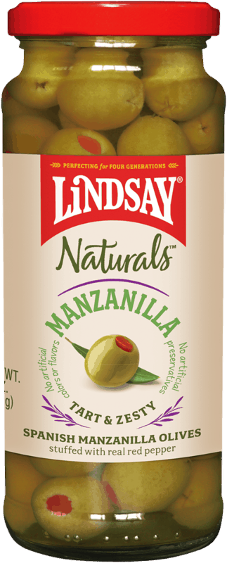 $0.50 for Lindsay® Naturals Specialty Olives (expiring on Monday, 12/02/2019). Offer available at multiple stores.