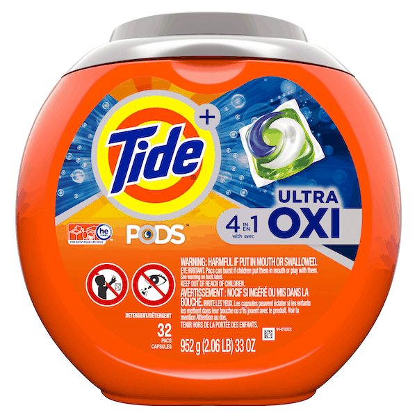 $2.00 for Tide® PODS. Offer available at Walmart.