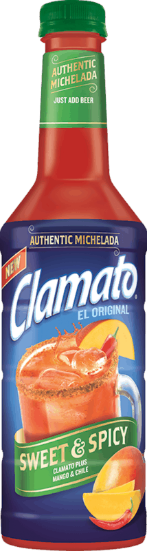 $0.75 for Clamato® Sweet & Spicy (expiring on Wednesday, 03/04/2020). Offer available at multiple stores.