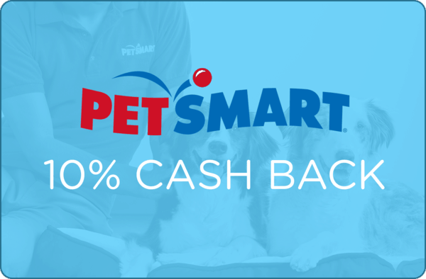 $0.00 for 10% at PetSmart. Offer available at PetSmart.