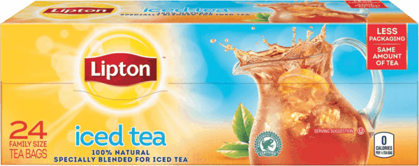 $0.50 for Lipton® Iced Tea Family Size Tea Bags (expiring on Thursday, 11/30/2017). Offer available at Walmart.