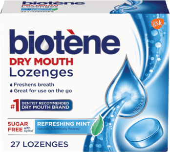 Biotene Dry Mouth Lozenges