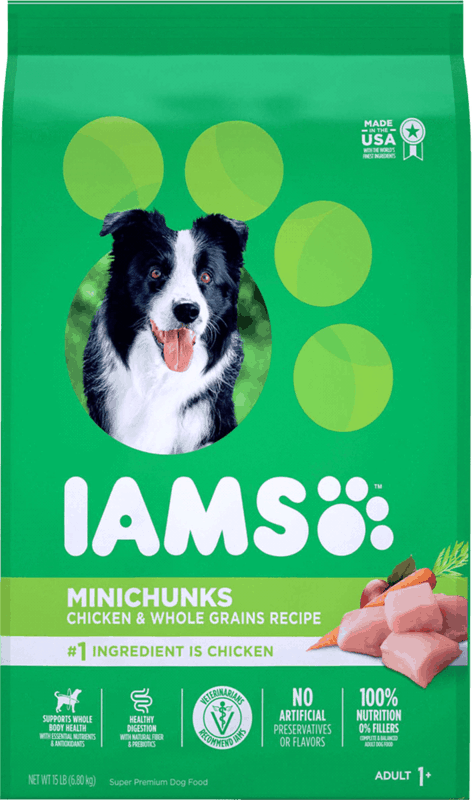 $2.00 for IAMS™ Dry Dog Food (expiring on Monday, 05/31/2021). Offer available at Kroger.