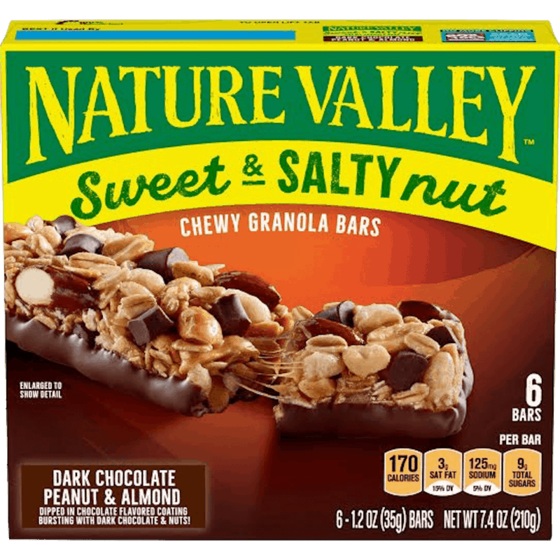 $0.50 for Nature Valley Bars (expiring on Wednesday, 09/16/2020). Offer available at Walmart, Walmart Grocery.