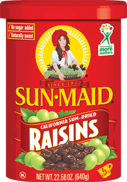 $0.50 for Sun-Maid Raisins (expiring on Tuesday, 04/14/2020). Offer available at multiple stores.