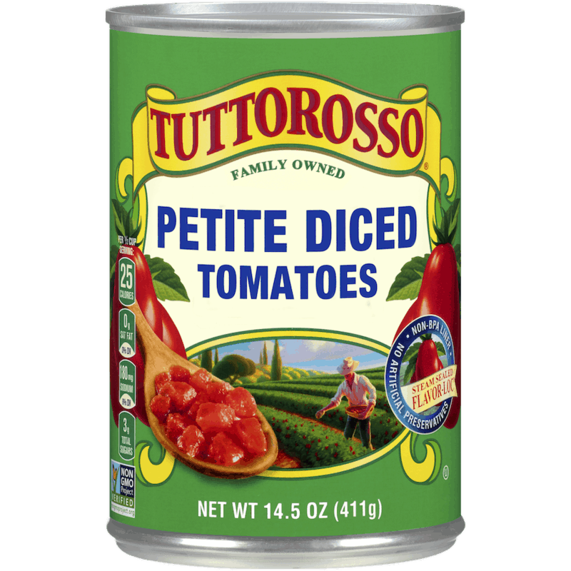 $0.60 for Tuttorosso Classic Tomatoes (expiring on Friday, 10/30/2020). Offer available at multiple stores.