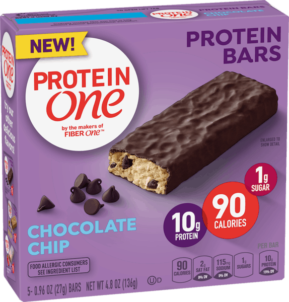 $1.00 for Protein One™ Bars (expiring on Tuesday, 04/30/2019). Offer available at Wegmans.