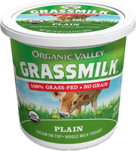 $1.25 for Organic Valley® Grassmilk Yogurt (expiring on Tuesday, 04/25/2017). Offer available at multiple stores.
