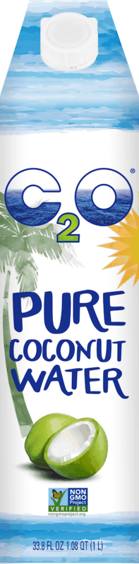 $1.00 for C20® Pure Coconut Water (expiring on Monday, 01/13/2020). Offer available at multiple stores.