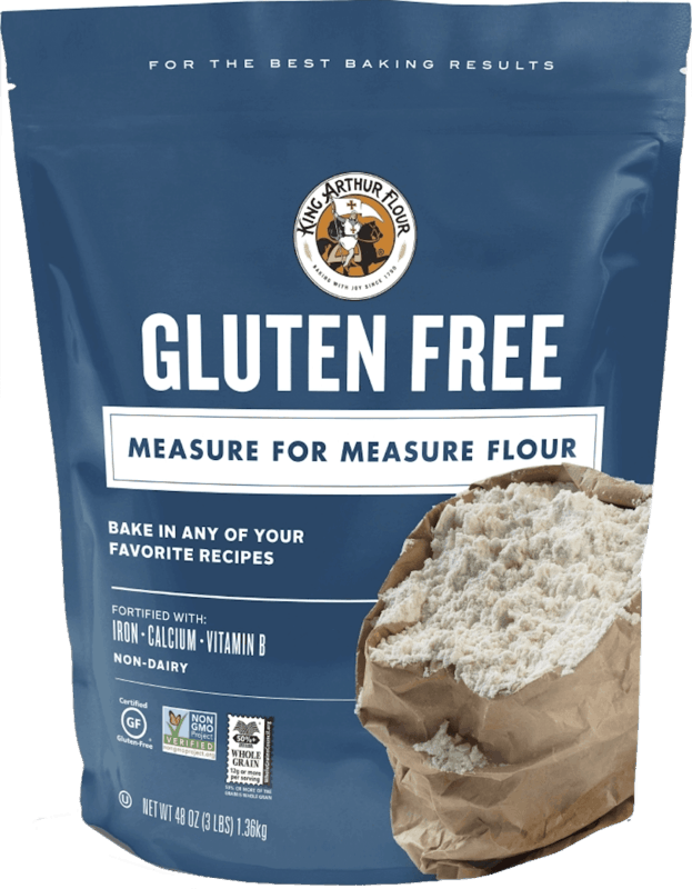 $1.00 for King Arthur Flour Gluten-Free Flour or Baking Mixes (expiring on Friday, 08/07/2020). Offer available at multiple stores.