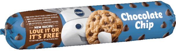 $0.50 for Pillsbury™ Refrigerated Cookie Dough Rolls (expiring on Sunday, 12/24/2017). Offer available at WinCo Foods.