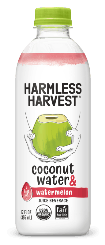 $1.00 for Harmless Harvest Flavored Coconut Water (expiring on Friday, 04/30/2021). Offer available at Whole Foods Market®.