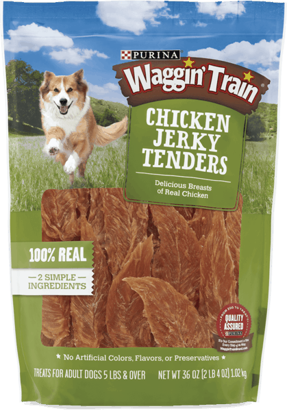 $4.00 for Purina® Waggin Train® Dog Treats (expiring on Tuesday, 05/01/2018). Offer available at Sam's Club.
