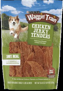 Purina Waggin Train Dog Treats Offer