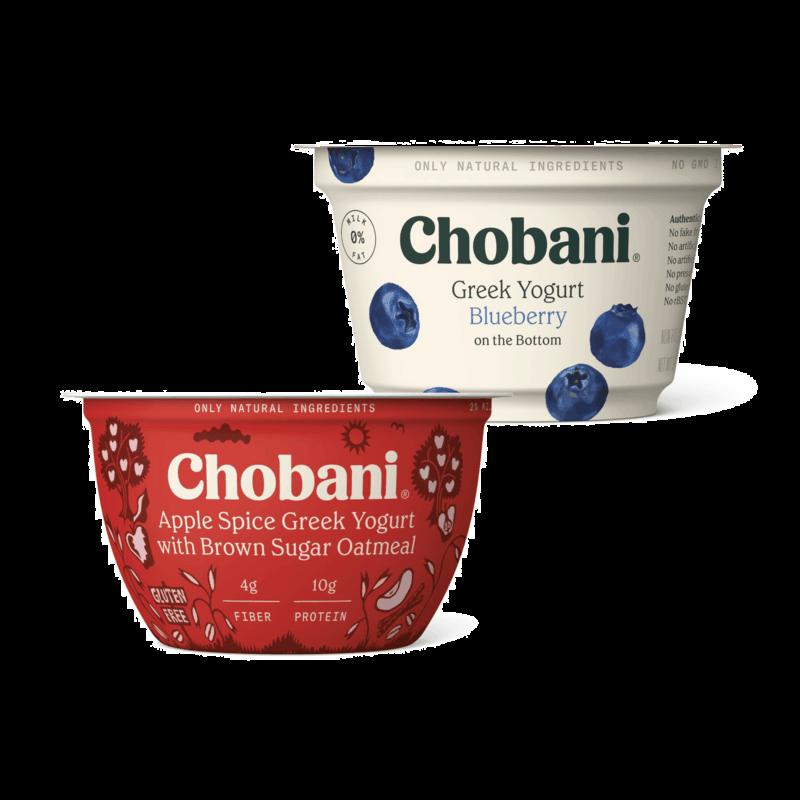 $2.00 for Chobani® Greek Yogurt. Offer available at Market Basket (New England).