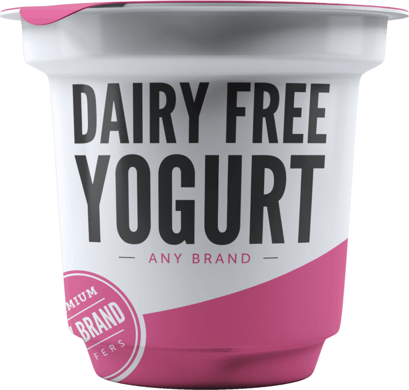 $0.25 for Dairy Free Yogurt - Any Brand (expiring on Saturday, 09/21/2019). Offer available at multiple stores.