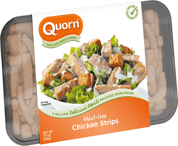 $2.50 for Quorn™ Meatless Chicken Strips (expiring on Thursday, 02/01/2018). Offer available at multiple stores.