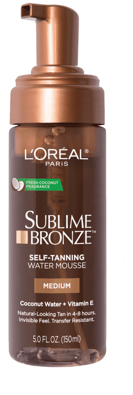 $2.50 for L'Oréal Paris® Sublime Bronze Products (expiring on Saturday, 06/08/2019). Offer available at multiple stores.