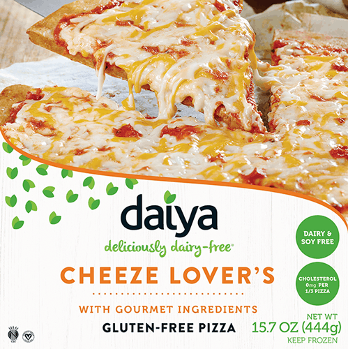 $1.00 for Daiya Frozen Pizza (expiring on Tuesday, 04/04/2017). Offer available at multiple stores.