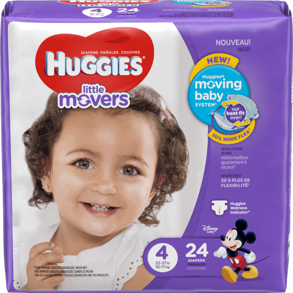 $2.00 for Huggies® Diapers (expiring on Thursday, 11/30/2017). Offer available at Walgreens.