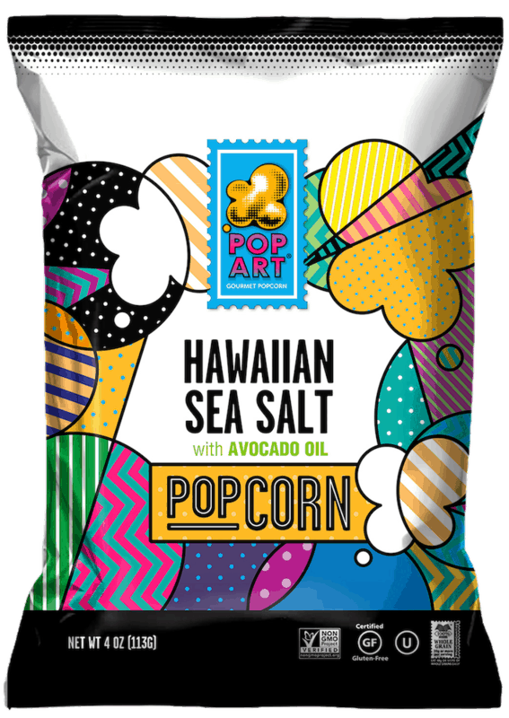 $1.25 for Pop Art Gourmet Popcorn (expiring on Friday, 05/07/2021). Offer available at Food4Less, Whole Foods Market, Natural Grocers, Gelson's.