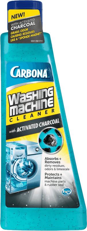 $1.00 for Carbona Washing Machine Cleaner with Activated Charcoal (expiring on Saturday, 10/31/2020). Offer available at multiple stores.