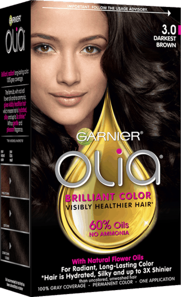 $2.00 for Garnier® Olia® No Ammonia Permanent Hair Color (expiring on Sunday, 12/02/2018). Offer available at Target.