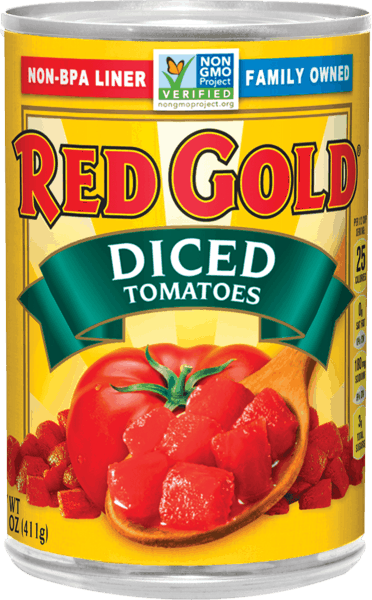$0.50 for Red Gold® Canned Tomatoes (expiring on Thursday, 06/28/2018). Offer available at multiple stores.