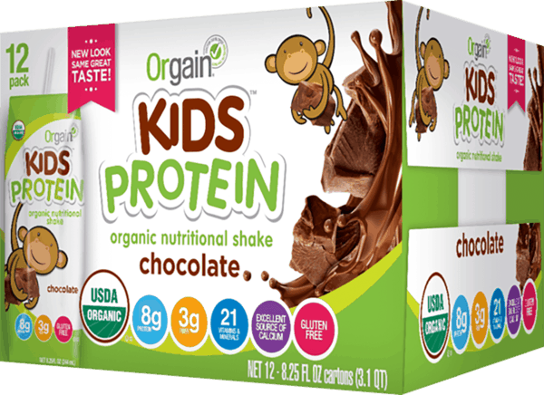 $5.00 for Orgain® Kids Protein Organic Nutritional Shake. Offer available at Wegmans.