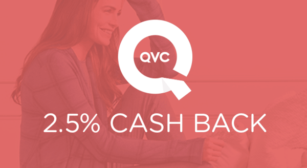 $0.00 for QVC (expiring on Wednesday, 09/26/2018). Offer available at QVC.